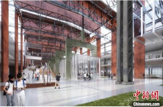 打造世界一流美术学院上海大学上海美术学院主校区项目启动